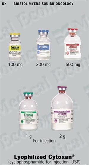 Cytoxan Drug Manufacturer